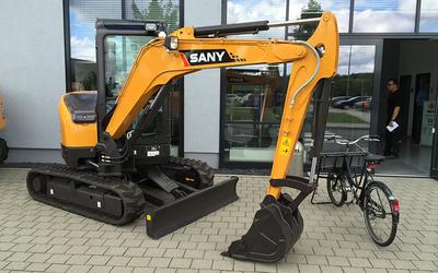 RP Machine - Sany